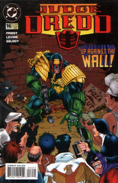 Judge Dredd Vol 1 16