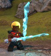 Kaldur'ahm Lego Batman 0001