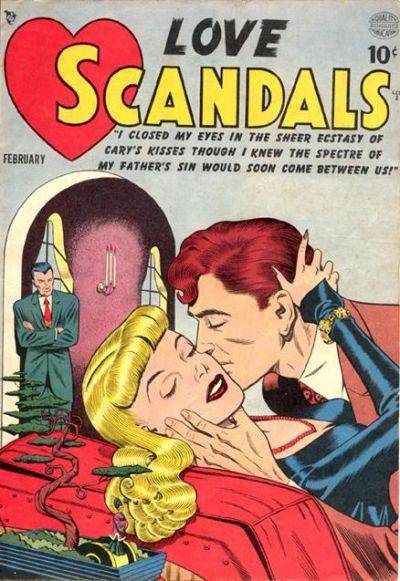 Love Scandals Vol 1