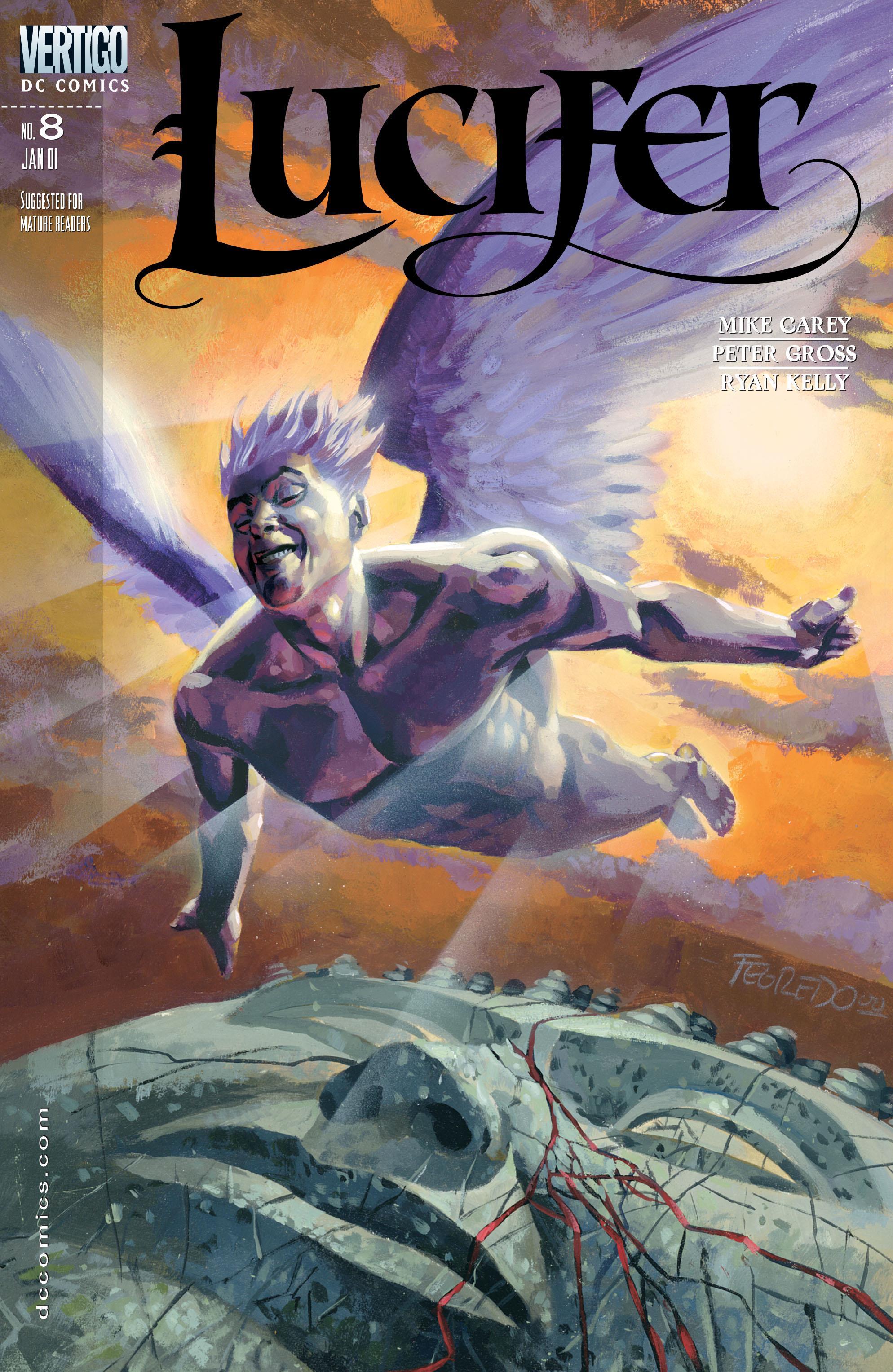 Lucifer Vol 1 8