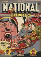National Comics Vol 1 12