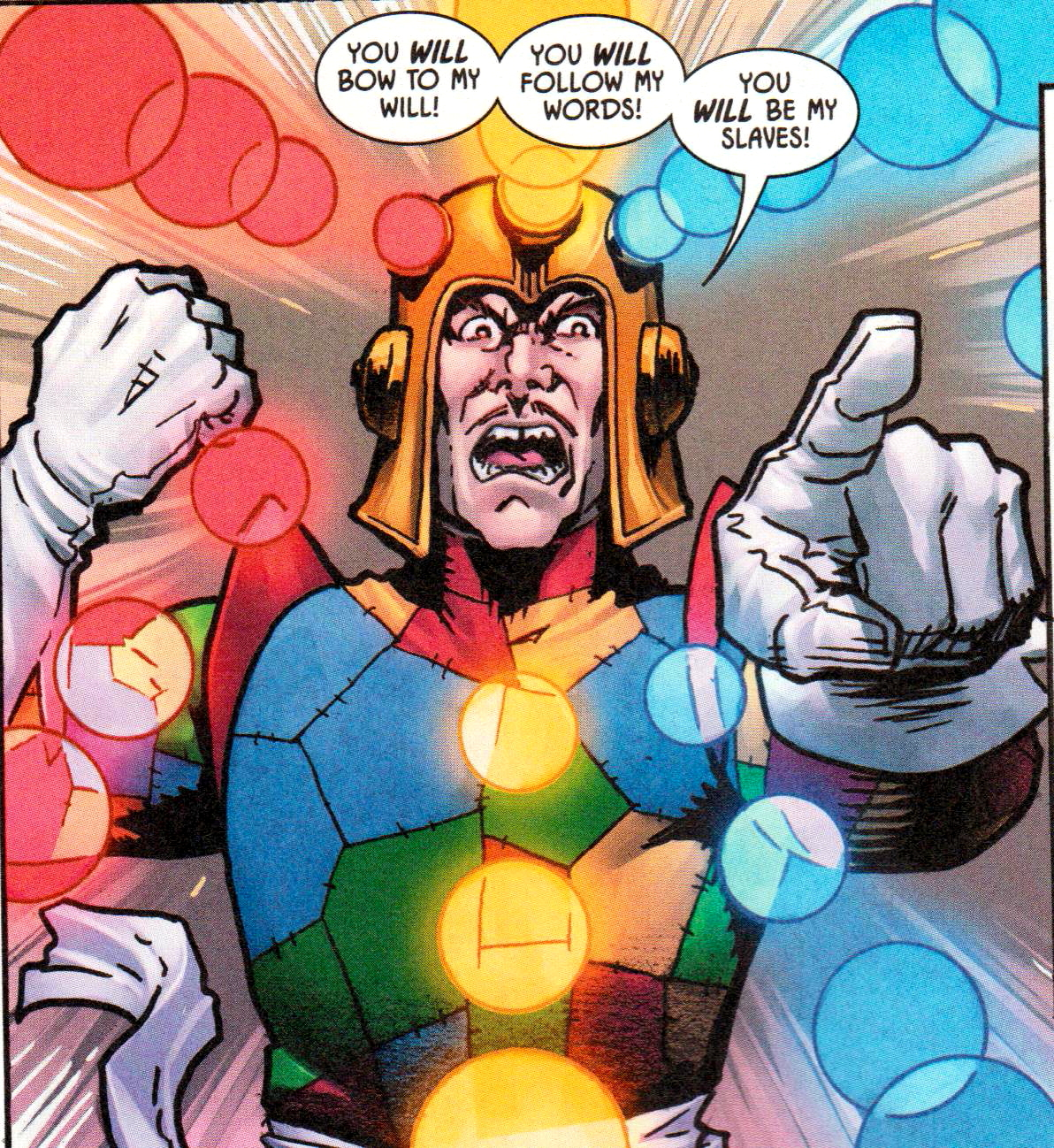 Crazy Quilt (Prime Earth)