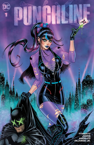 Exclusive Comics Elite Dawn McTeigue Trade Dress Variant