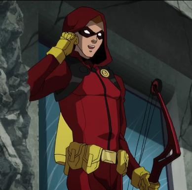 Roy Harper (DC Animated Movie Universe)