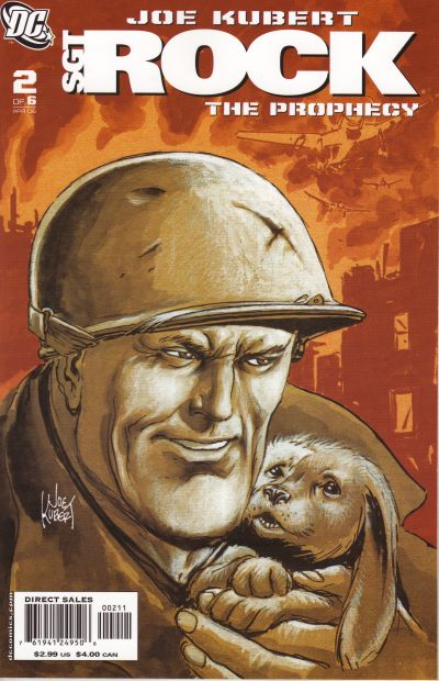 Sgt. Rock: The Prophecy Vol 1 2