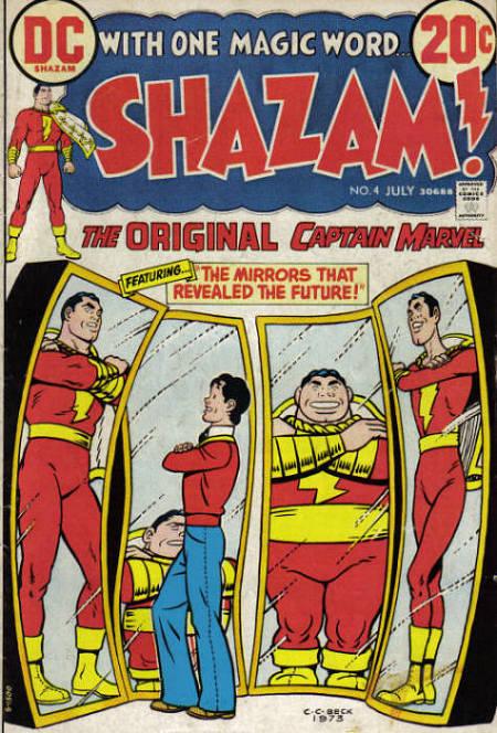 Shazam! Vol 1 4