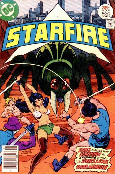 Starfire Vol 1 8
