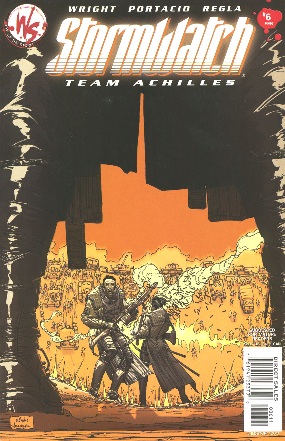 Stormwatch: Team Achilles Vol 1 6