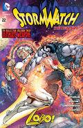 Stormwatch Vol 3 22