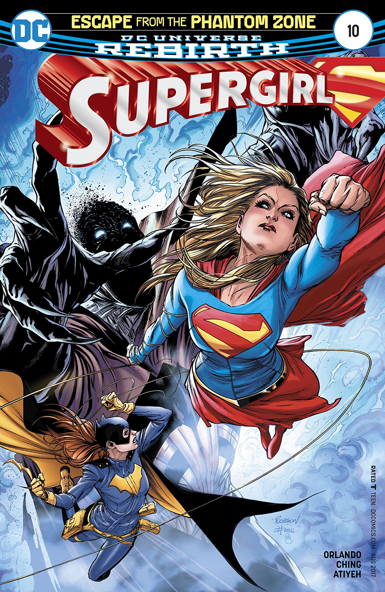 Supergirl Vol 7 10