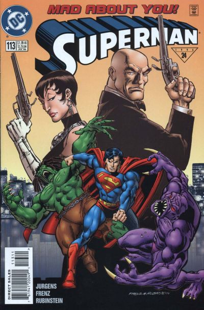 Superman Vol 2 113