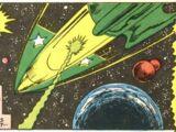 Thanagarian Star Cruiser