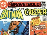 The Brave and the Bold Vol 1 143