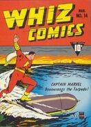 Whiz Comics 14