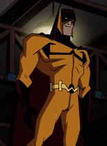 William Mallory The Batman 001