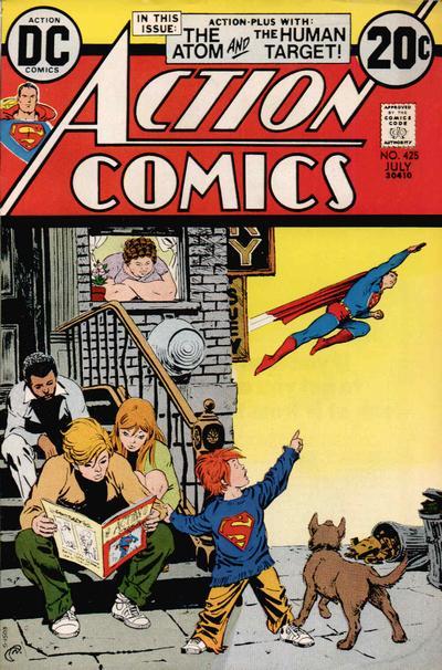 Action Comics Vol 1 425