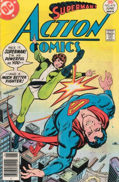 Action Comics Vol 1 472