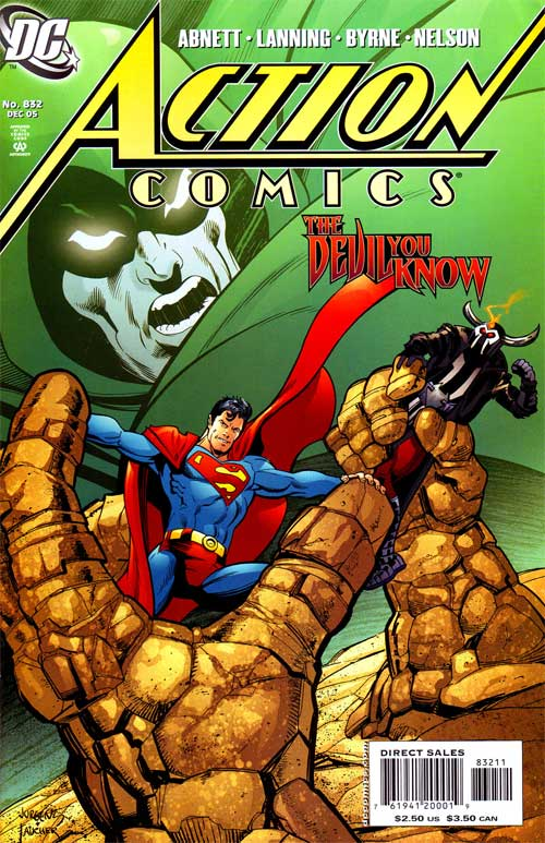 Action Comics Vol 1 832