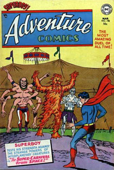 Adventure Comics Vol 1 198