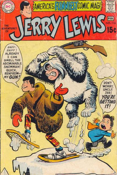 Adventures of Jerry Lewis Vol 1 116