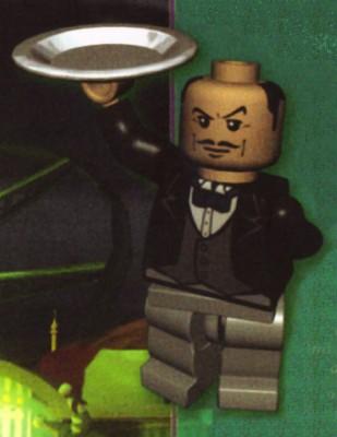Alfred Pennyworth (Lego Batman)/Gallery
