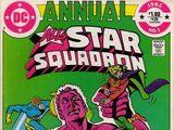 All-Star Squadron Annual Vol 1 1