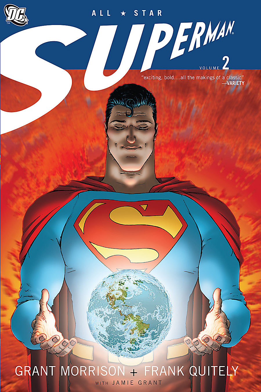 All-Star Superman Vol 2 (Collected)