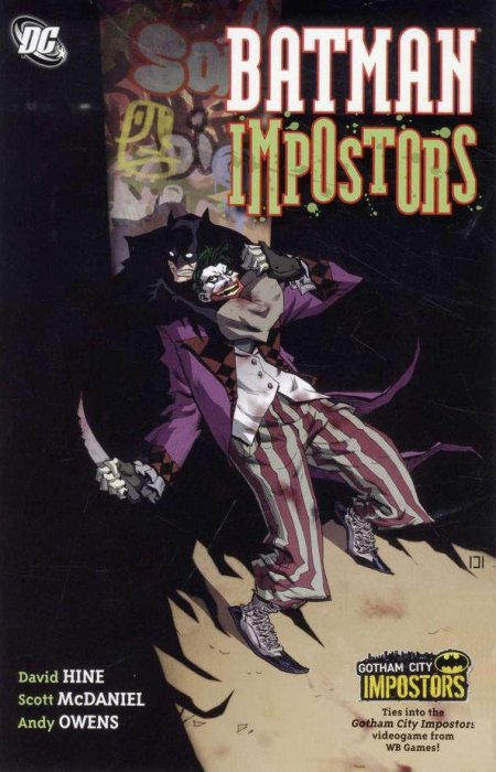 Batman: Impostors (Collected)
