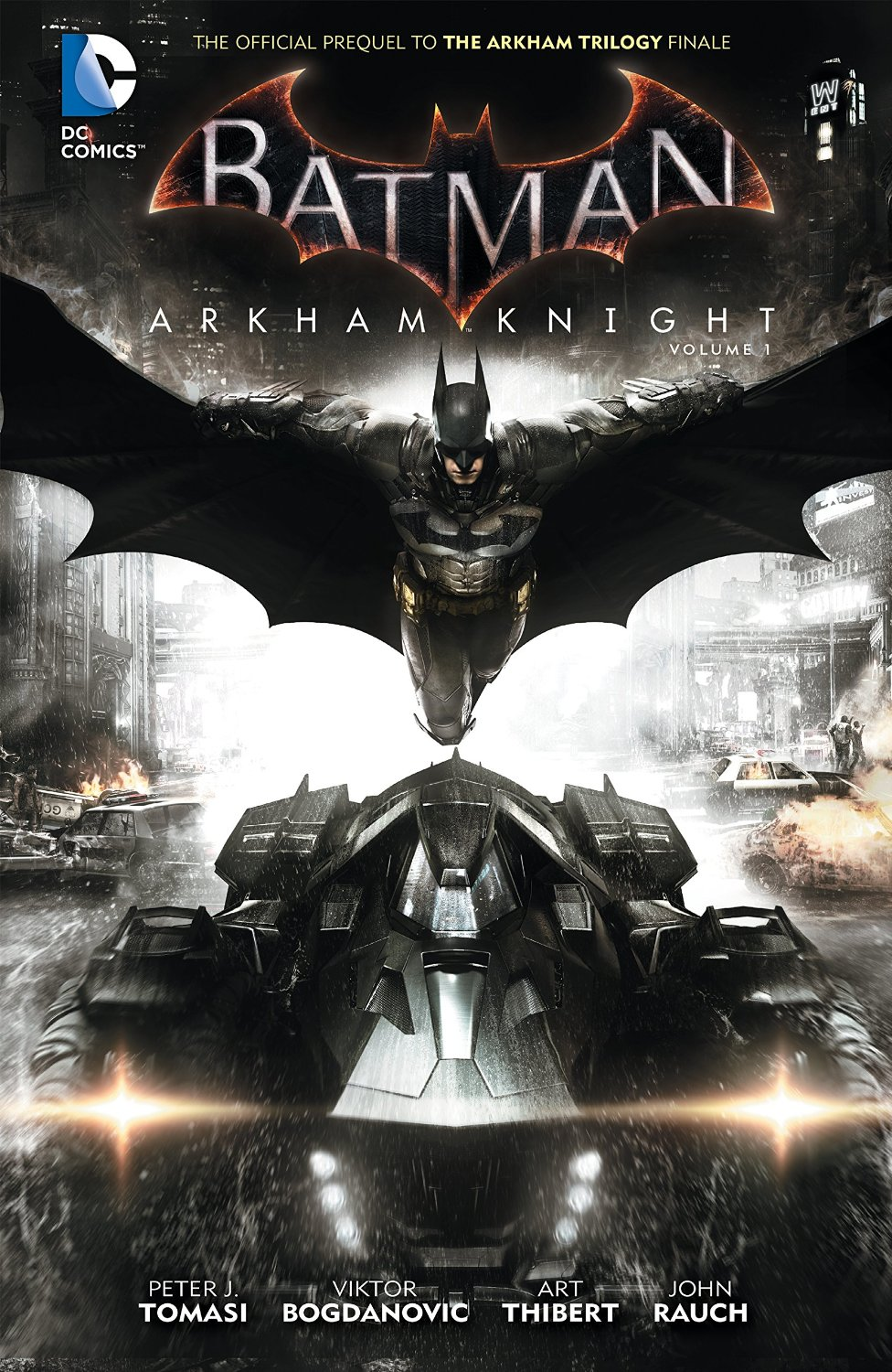 Batman: Arkham Knight Vol. 1 (Collected)