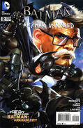 Batman Arkham Unhinged Vol 1 2