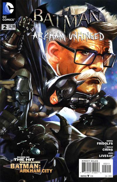Batman: Arkham Unhinged Vol 1 2