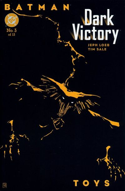 Batman: Dark Victory Vol 1 3