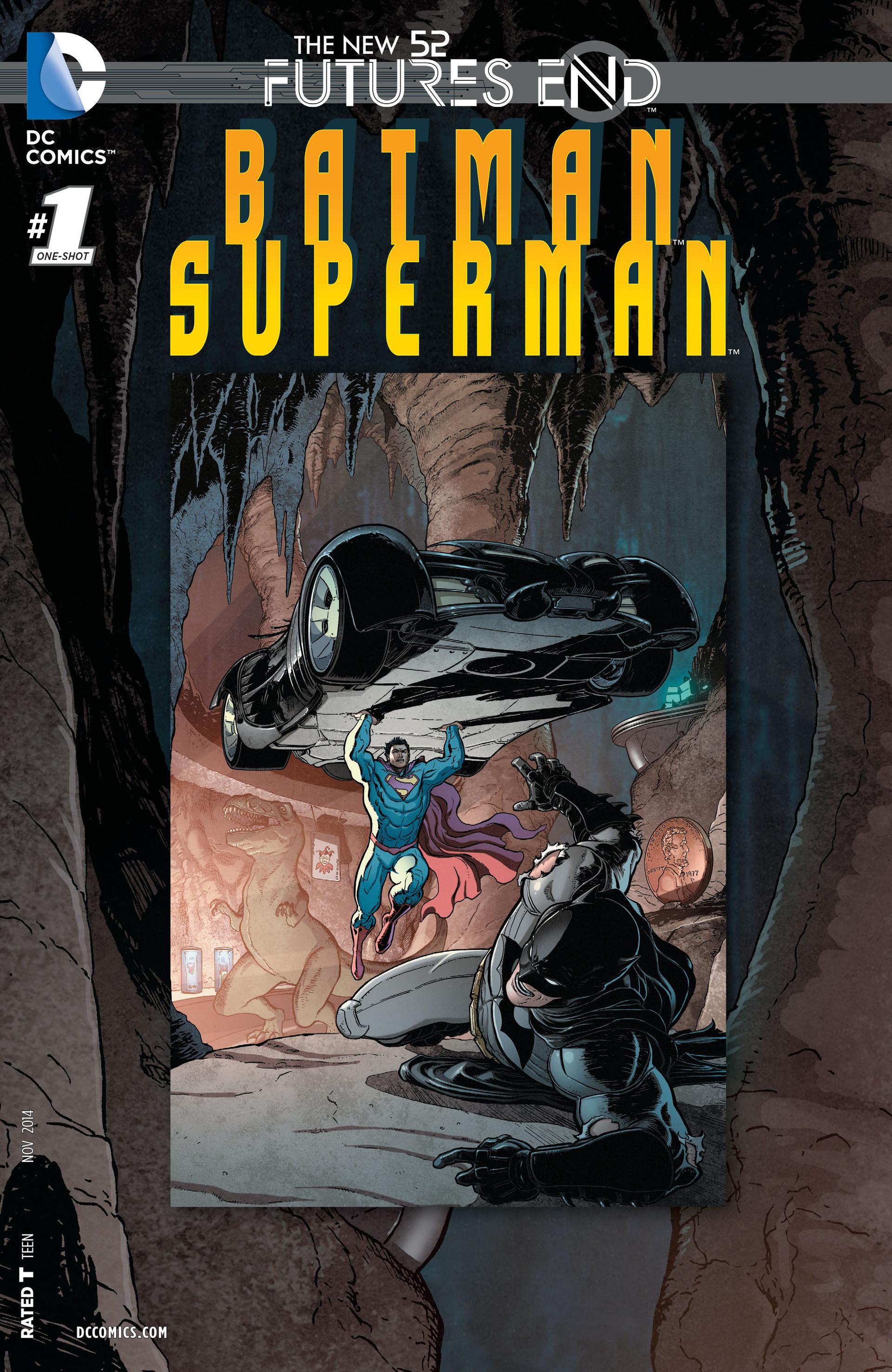 Batman/Superman: Futures End Vol 1 1