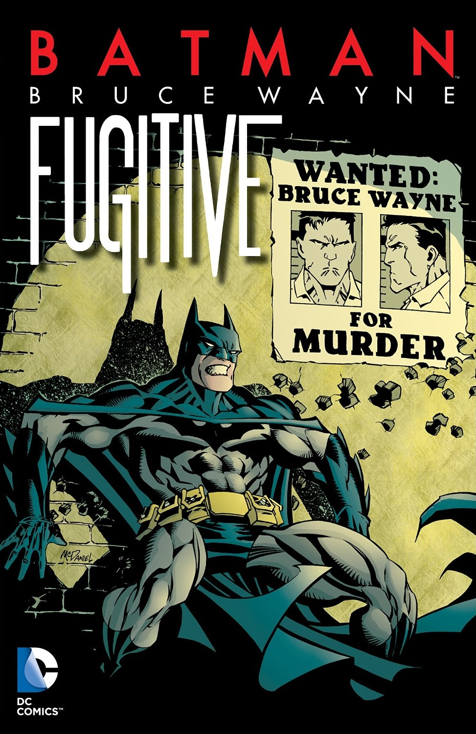 Bruce Wayne: Fugitive (Collected)