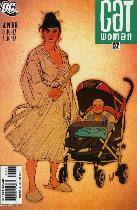 Catwoman Vol 3 57