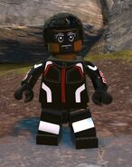 Curtis Holt Lego Batman 0001