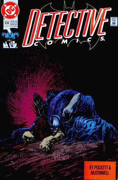 Detective Comics Vol 1 634