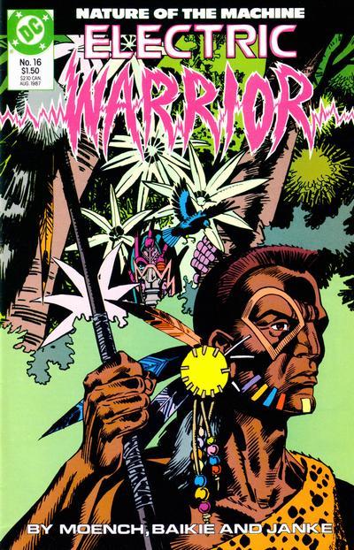 Electric Warrior Vol 1 16