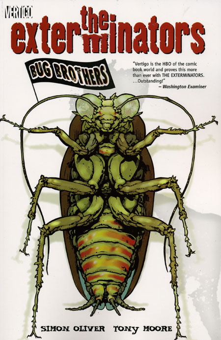 Exterminators: Bug Brothers (Collected)