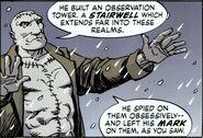 Frankenstein Unwritten 001