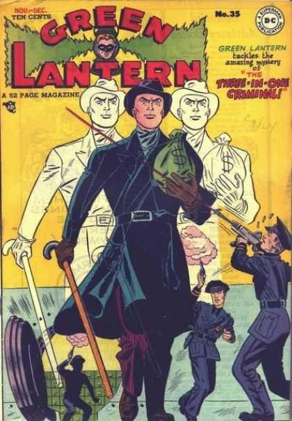 Green Lantern Vol 1 35