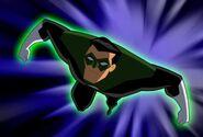 Hal Jordan Justice League Action 0001