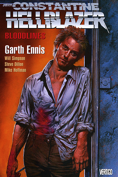 Hellblazer: Bloodlines (Collected)