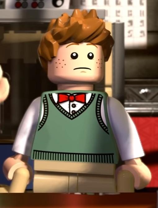 James Olsen (Lego Batman)