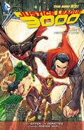 Justice League 3000 Yesterday Lives