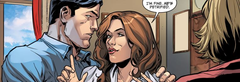 Lois Lane (Injustice: Earth One)