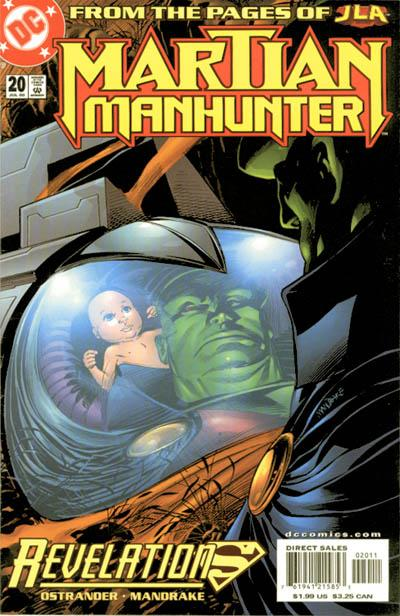 Martian Manhunter Vol 2 20
