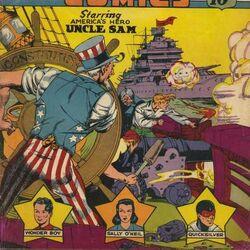 National Comics Vol 1 18