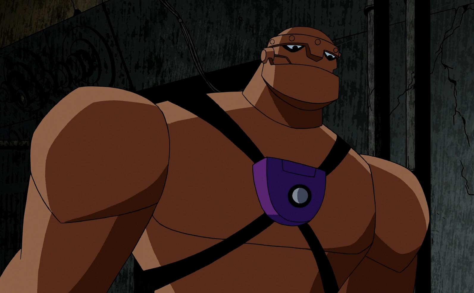 Clifford Steele (Teen Titans TV Series)