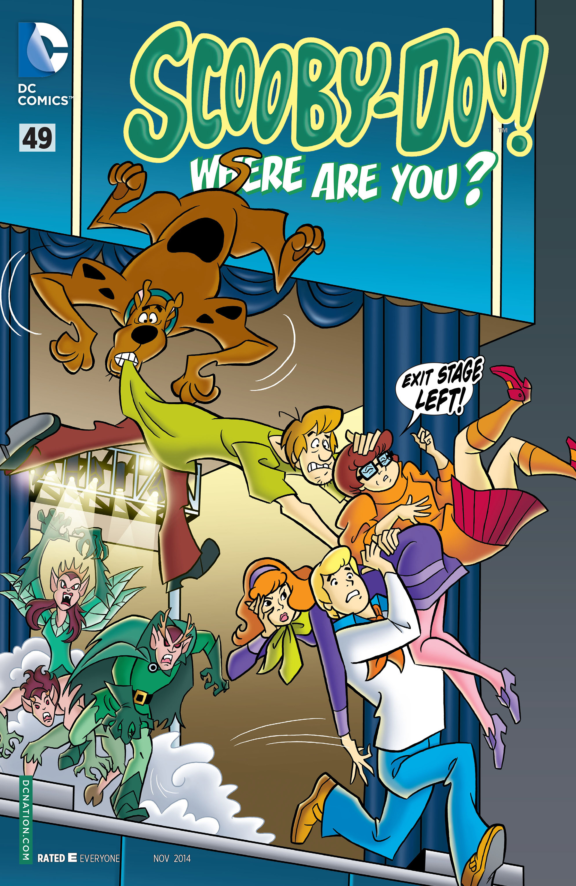 Scooby-Doo, Where Are You? Vol 1 49